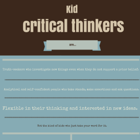 critical thinking kids