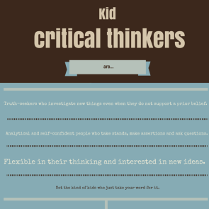 critical thinking kids